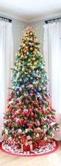 Amazing Christmas Decorating Ideas For Small Spaces29