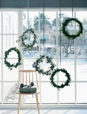 Extraordinary Scandinavian Christmas Decor Ideas08