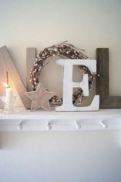 Extraordinary Scandinavian Christmas Decor Ideas18