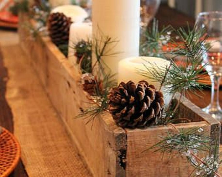 Extraordinary Scandinavian Christmas Decor Ideas34