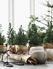Extraordinary Scandinavian Christmas Decor Ideas43