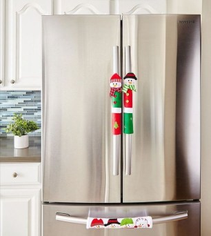 Lovely Fun Christmas Decoration Kitchen Ideas06