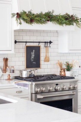 Lovely Fun Christmas Decoration Kitchen Ideas15