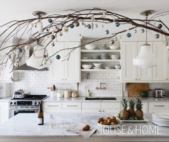 Lovely Fun Christmas Decoration Kitchen Ideas23