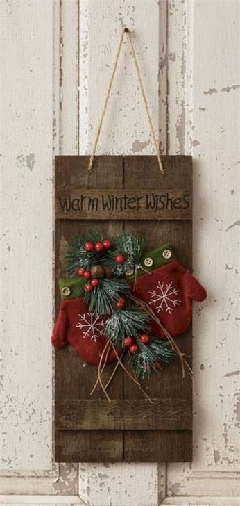 Stylish Diy Outdoor Christmas Decoration Ideas43