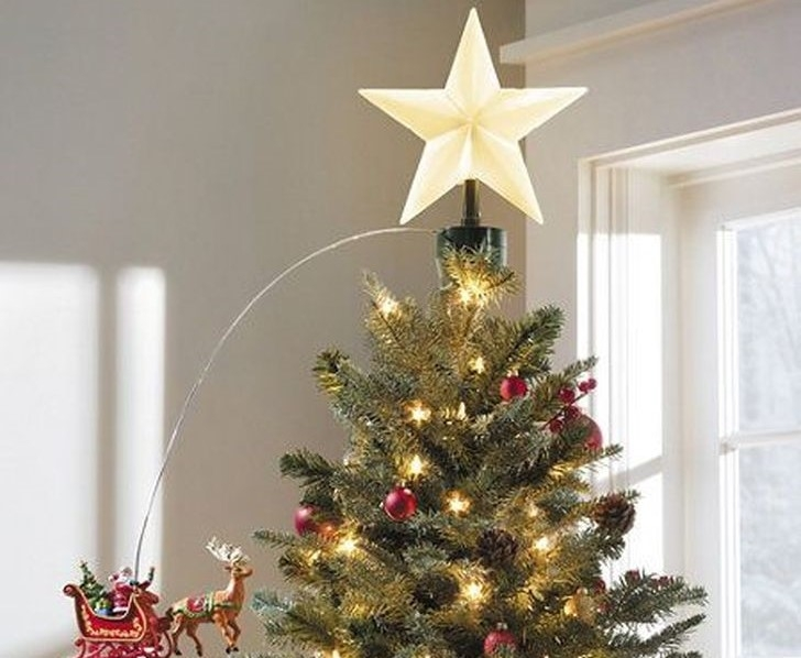 99 Unique Christmas Tree Toppers Ideas