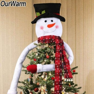 Unique Christmas Tree Toppers Ideas15