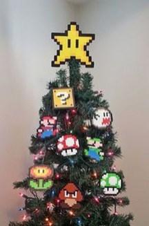 Unique Christmas Tree Toppers Ideas28