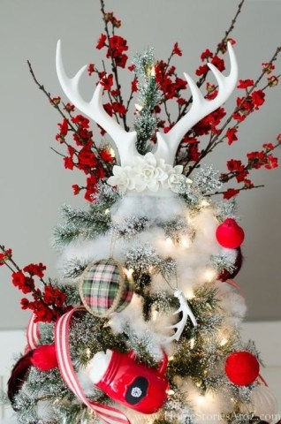 Unique Christmas Tree Toppers Ideas33