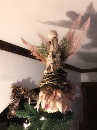 Unique Christmas Tree Toppers Ideas38
