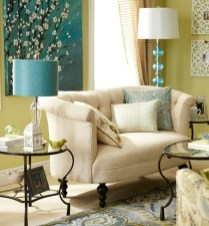 Unique Living Room Decoration Ideas For Small Spaces20