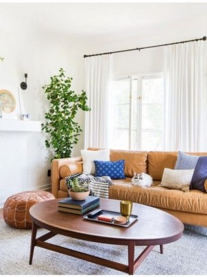 Unique Living Room Decoration Ideas For Small Spaces21