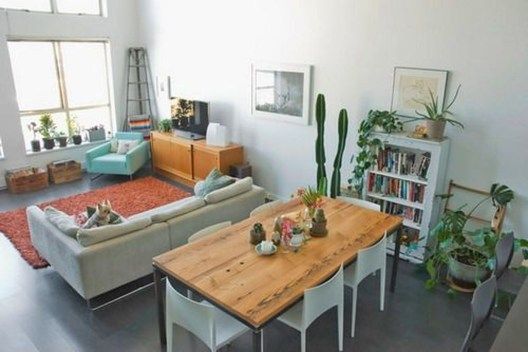Unique Living Room Decoration Ideas For Small Spaces30