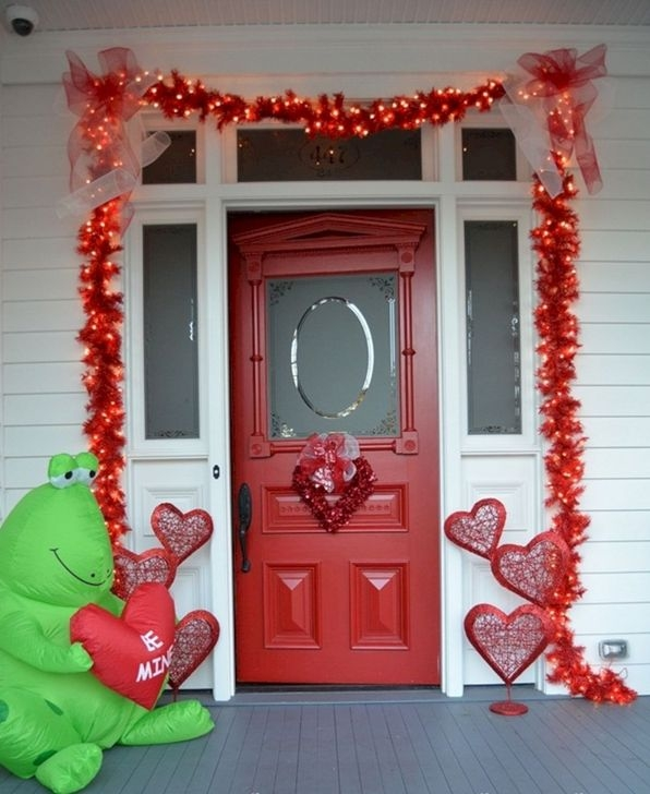 Amazing Apartment Decoration Ideas For Valentines Day38