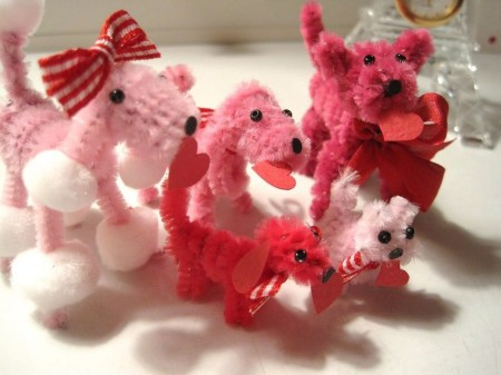Cheap Diy Ornaments Ideas For Valentines Day23