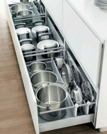 Cheap Kitchen Storage Organization Ideas13