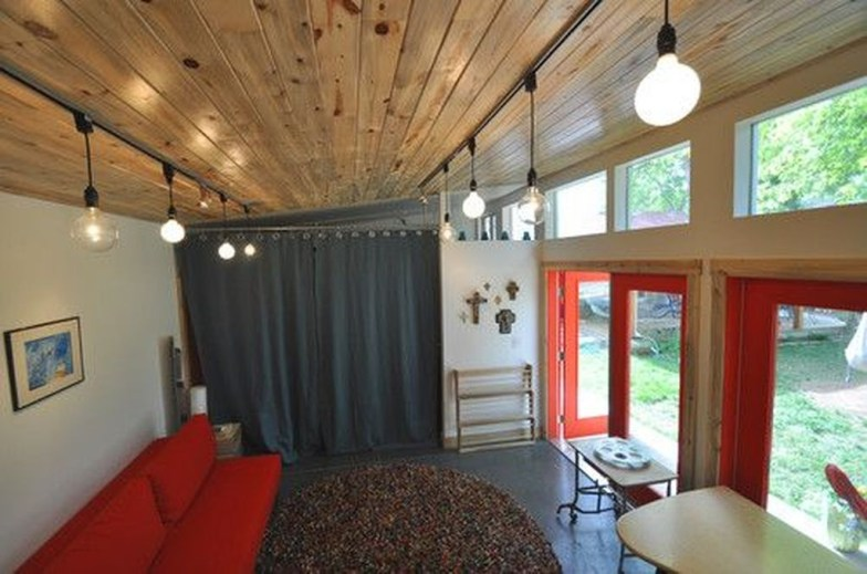 Fascinating Diy Backyard Studio Shed Remodel Design Decor Ideas20