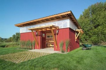 Fascinating Diy Backyard Studio Shed Remodel Design Decor Ideas25