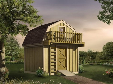 Fascinating Diy Backyard Studio Shed Remodel Design Decor Ideas29