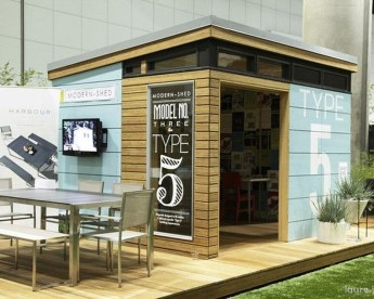 Fascinating Diy Backyard Studio Shed Remodel Design Decor Ideas37