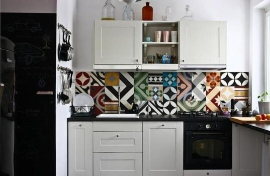 Fascinating Kitchen Backsplash Decoration Ideas For Your Kitchen06