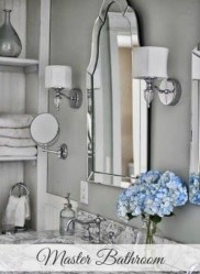 Pretty Master Bathroom Decoration Ideas For Valentines Day05
