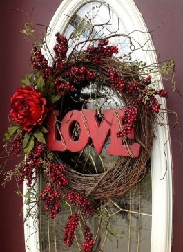 Simple Valentines Day Decoration Ideas14