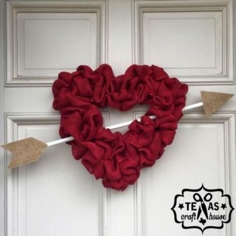 Simple Valentines Day Decoration Ideas29