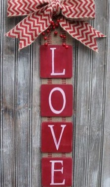 Simple Valentines Day Decoration Ideas37