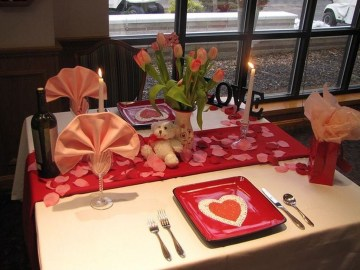 Stunning Table Decoration Ideas For Valentine'S Day05