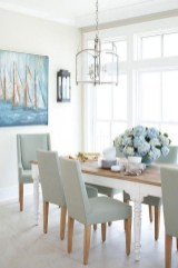 Captivating Farmhouse Dining Room Table Decorating Ideas28