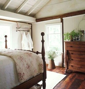 Inspiring Farmhouse Style Master Bedroom Decoration Ideas29