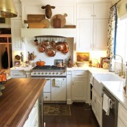 Latest French Country Kitchen Design Ideas20