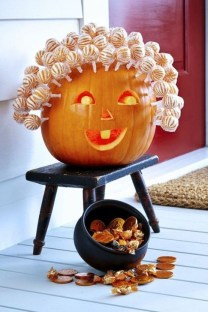Popular Pumpkin Decor Ideas12