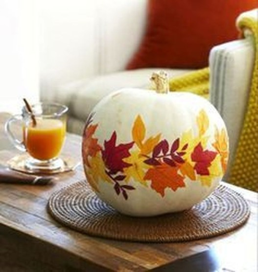 Popular Pumpkin Decor Ideas27