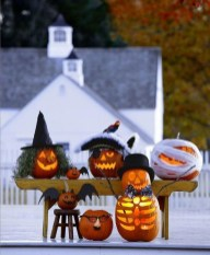 Popular Pumpkin Decor Ideas32
