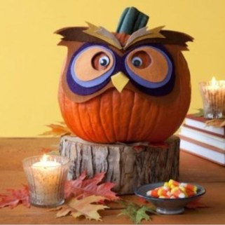 Popular Pumpkin Decor Ideas37