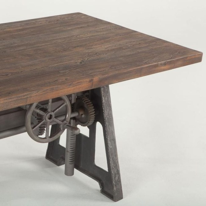 Beautiful Industrial Furniture Design Ideas With Wood 38