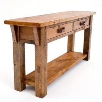 Beautiful Industrial Furniture Design Ideas With Wood 41