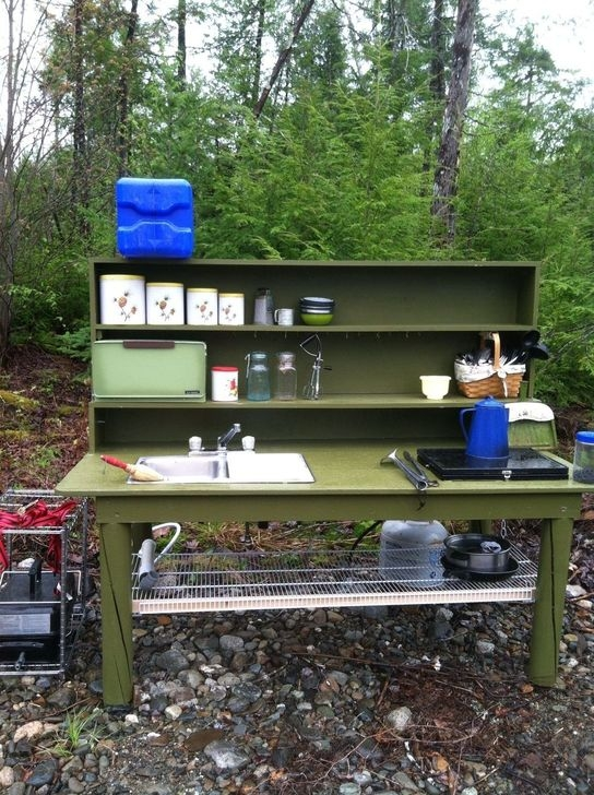 Cheap Kitchen Ideas For Outdoor Camping 11