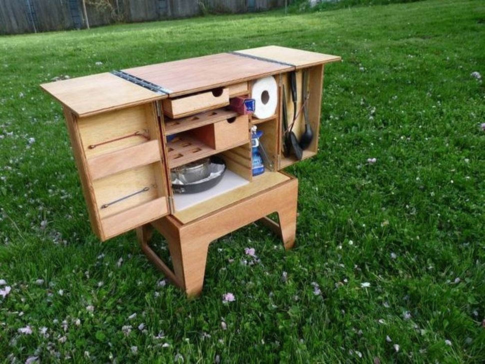 Cheap Kitchen Ideas For Outdoor Camping 32