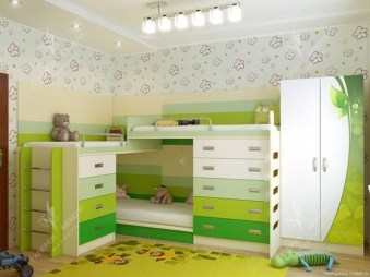 Cheap Space Saving Design Ideas For Kids Rooms 09