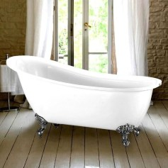 Cool Bathrooms Ideas With Clawfoot Tubs31