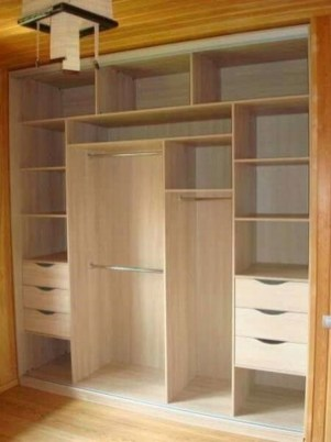 Impressive Walk In Closet Organization Ideas08