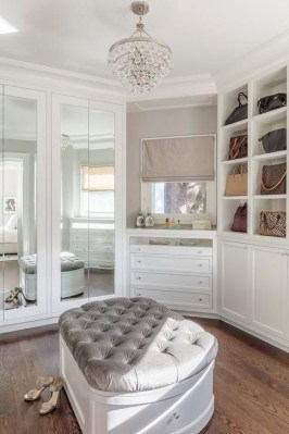 Impressive Walk In Closet Organization Ideas31