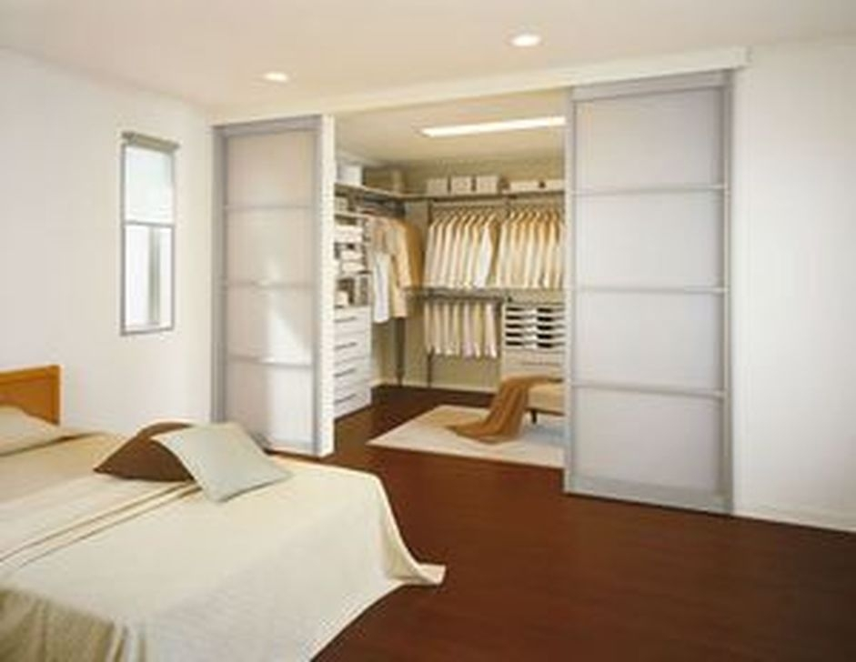 Impressive Walk In Closet Organization Ideas39