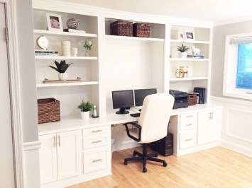 Unique Diy Home Office Decor Ideas01