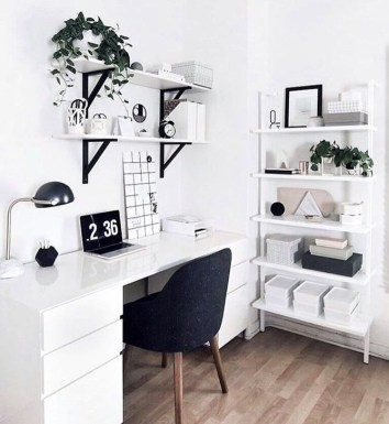 Unique Diy Home Office Decor Ideas16