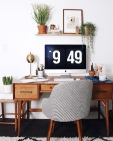 Unique Diy Home Office Decor Ideas30