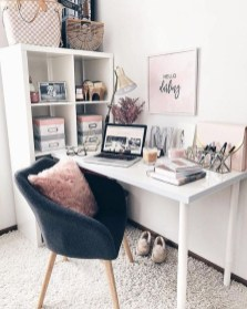 Unique Diy Home Office Decor Ideas32